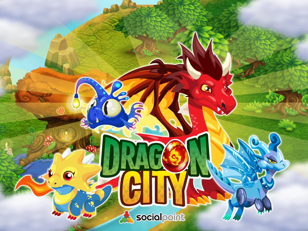 dragon city de