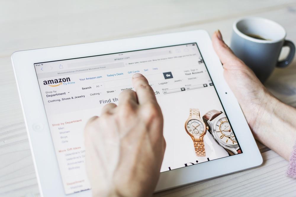 Etude kenshoo : 72% de recherches produit sur Amazon