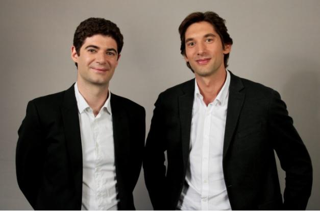 Armis Tech David Baranes et Dan Gomplewicz -Credit Metco Brams