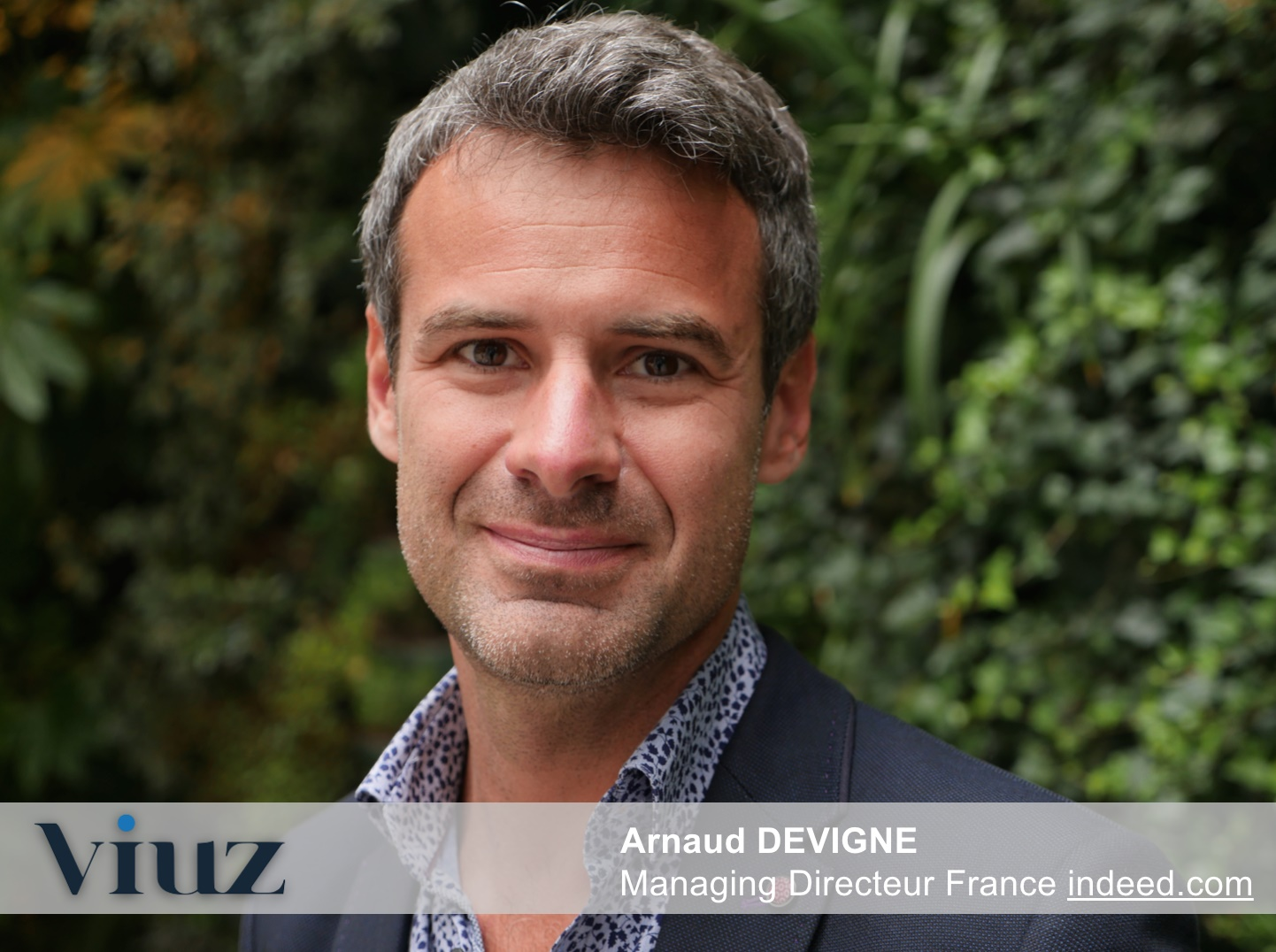 Arnaud Devigne Managing Director France Indeed