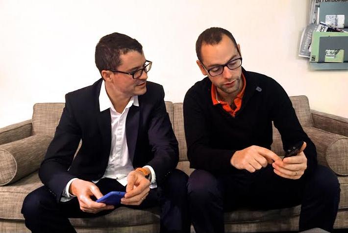 « Le mobile n'est plus une île » par Arnaud Massonnie et Louis Chavane (fifty-five)