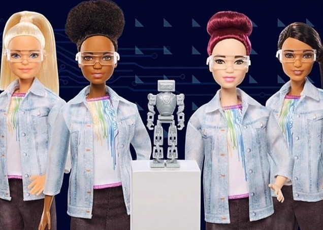 La Barbie Geek débarque et 7 autres pépites digitales