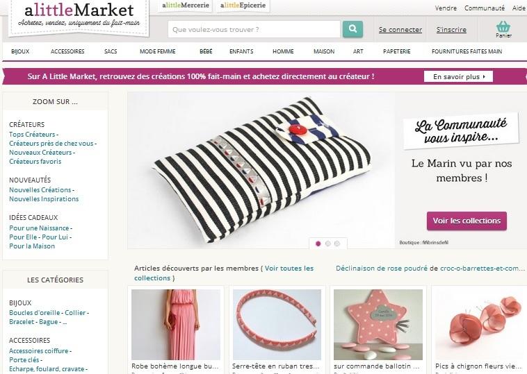 Etsy rachète le français A little Market