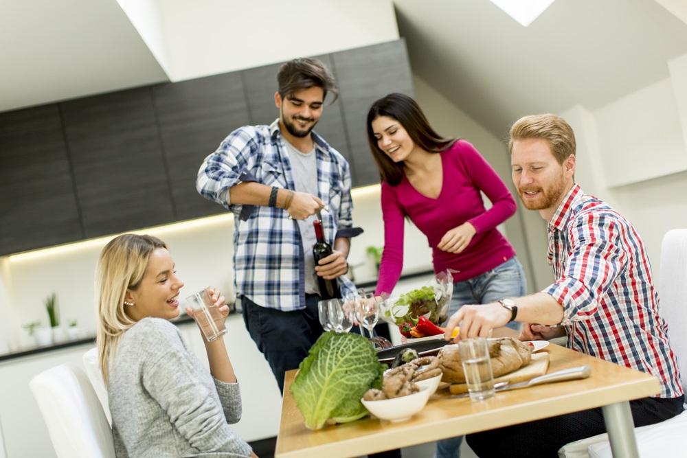 Etude : Millennials, extension du domaine de la Food