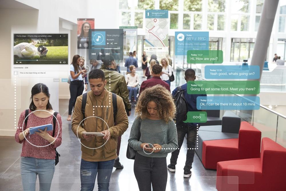 25% des Millennials passent plus de 5 heures par jour sur leurs mobiles