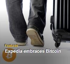Expedia accepte les  Bitcoins pour les Hotels