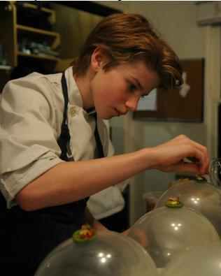Generation Z Flynn McGarry chef cuisinier 15 ans