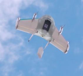 On the drone again : Google testerait depuis deux ans un service de livraison par drones