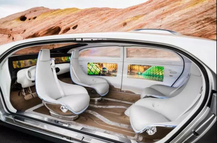 L' In Car entertainment une future industrie évaluée à 20 milliards de dollars