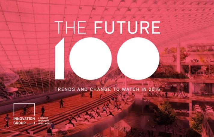 JWT 100 tendances pour 2016