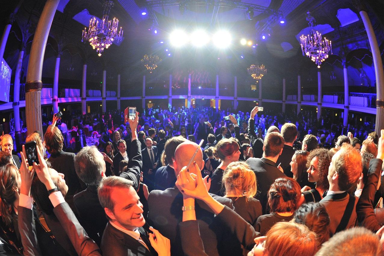 Nuit des Rois 2015 Selfie final
