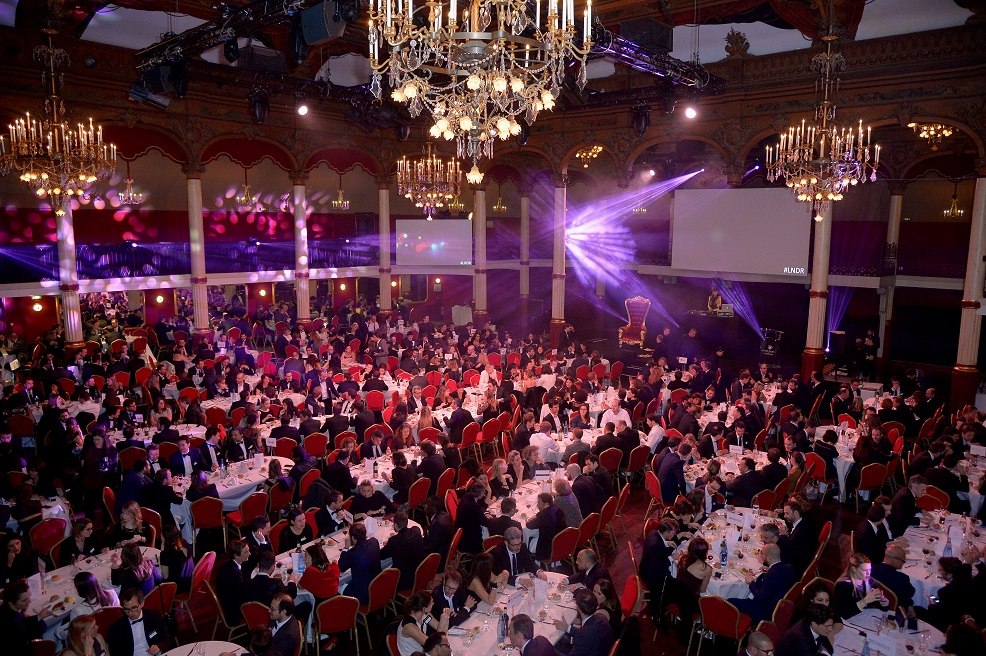 La Nuit des Rois 2016 par Viuz en partenariat avec Getty Images at Salle Wagram on March 17, 2016 in Paris, France.