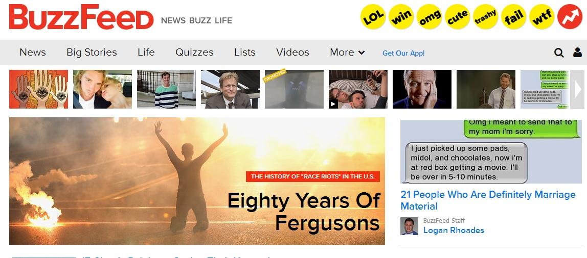 Où va Buzzfeed ?