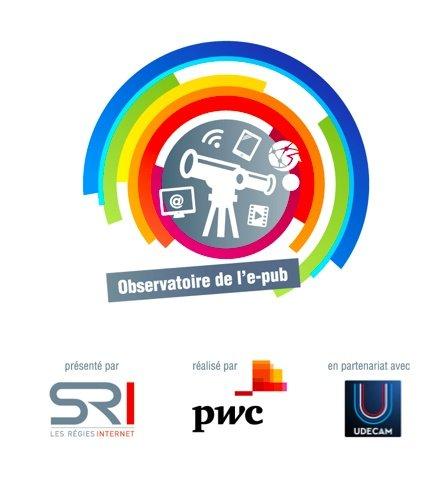 Observatoire SRI, Udecam, PWC. Marché  français de la pub digitale : 2,264 Milliards d'Euros +15,5% au S1 2018