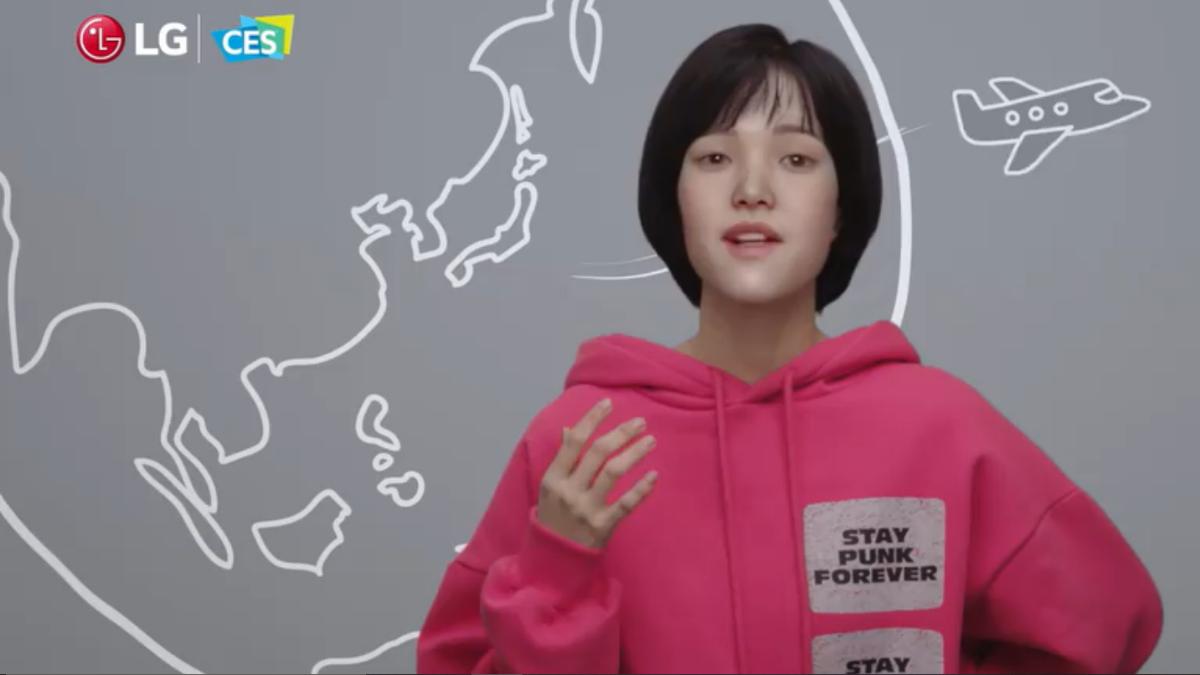 CES 2021 : les ambassadeurs virtuels sont déjà parmi nous