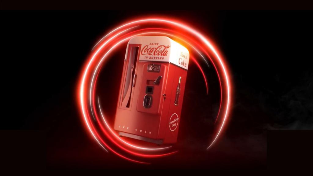 VIUZ NFT Blockchain fidélisation Coca Cola