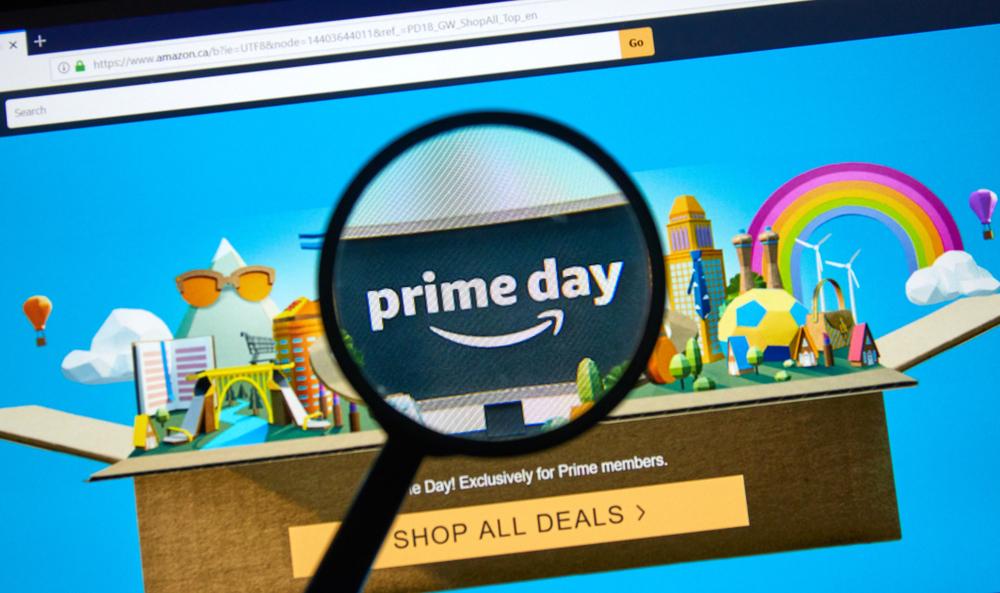 Amazon Prime Day 2019 : encore plein de nouveaux records