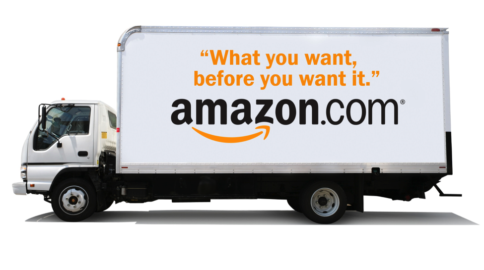 anticipatory logistics Anticipatory shipping: amazon's approach to now amazon has a new idea that is an extension of existing technology and logistics and labeled anticipatory.