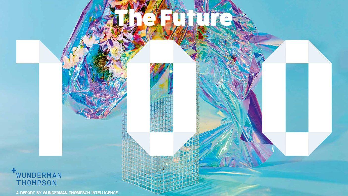Optimistic Futures... et 99 tendances par Wunderman Thompson
