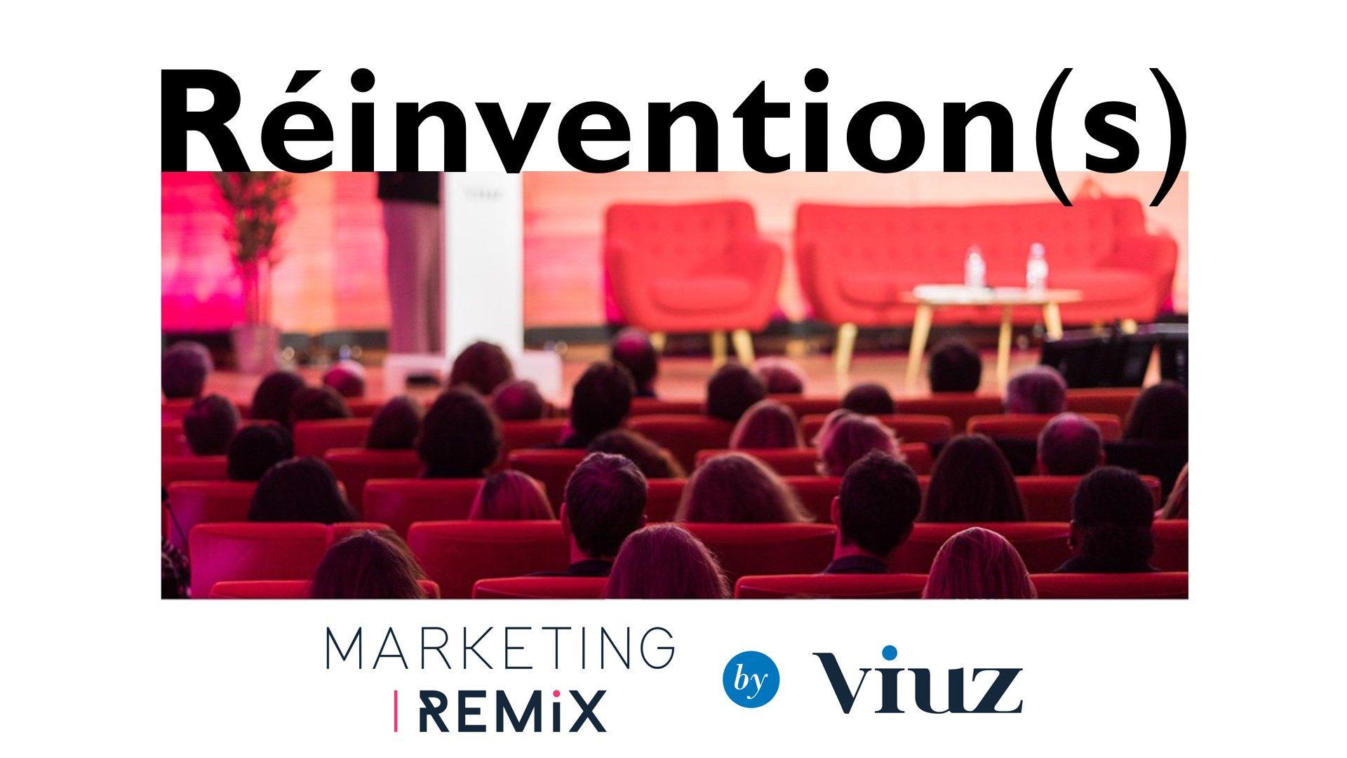 A vos agendas : Marketing Remix revient le 16 Novembre 2021 !