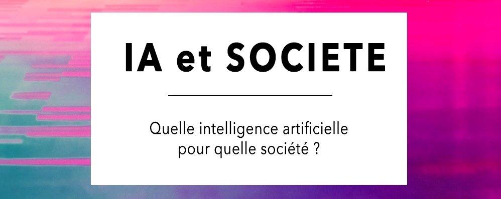 Participez à IA et SOCIETE, la conférence !