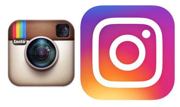 logo instagram logo