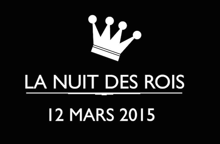 La Nuit des Rois 2015 : qui est au jury ?