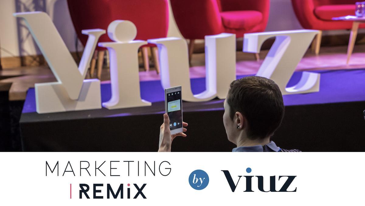 Marketing Remix 2019, le 7 novembre : les premiers intervenants dévoilés