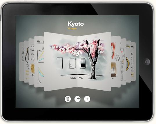paper la meilleure appli de dessin sur ipad viuz. Black Bedroom Furniture Sets. Home Design Ideas
