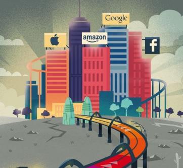 Dans le secret des GAFAs : qu'est-ce qu'un business model asymétrique ?