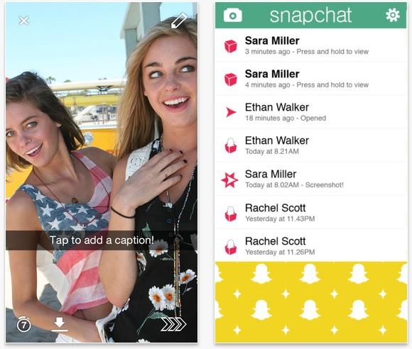 Snapchat fait son entrée dans les paiements mobiles