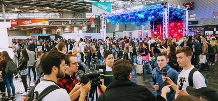 Deux salons, deux visions : Vidcon Europe vs Vidéo City Paris, que retenir ?